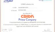In.Tech si aggiudica il Cribis Prime Company 2019