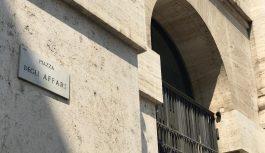 PIAZZA AFFARI IN RIALZO SOSTENUTA DAI RECORD DI WALL STREET