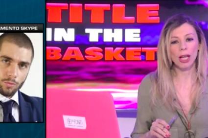 Title in the Basket: a canestro Ferrari e Apple